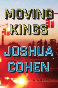 A Conversation with Joshua Cohen -Saturday, September 9th at 1:00pm