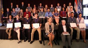 Twenty-eight Earn Coveted DCC Foundation Scholarship  Award Covers Tuition for Top High School Graduates