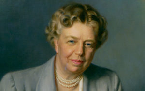 Lecture at DCC to Focus on Eleanor Roosevelt's Impact on Women's Leadership