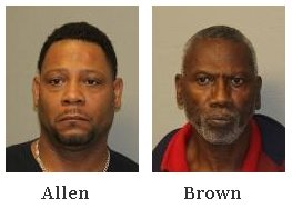 Two North Carolina men arrested for Possession of Marihuana and Hydrocodone