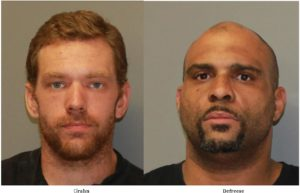 Two Men Arrested For Burglary of Auto Parts Store