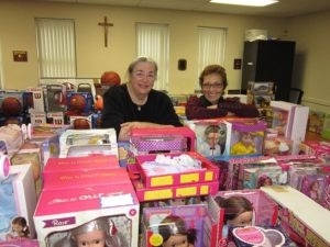 How to Donate at Christmas and Have that Gift Extend Beyond the Holidays:  The St. Nicholas Project