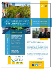Molinaro Releases 2018 County Budget Proposal