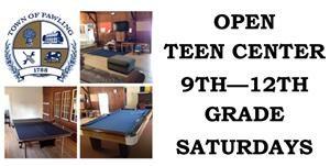 Open Teen Center: 9th – 12th Grade