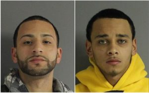 Two New York City men arrested for drugs, a gun, and DWI