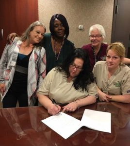 Nursing Home Workers At The Grand At Pawling Win First Union Contract