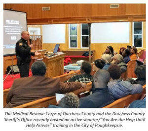 MRC to Host Active Shooter Preparedness  Programs on December 14th