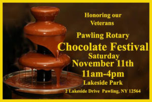 Delicious.. Delectable…Devine… The Rotary Chocolate Festival!