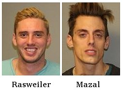 Claverack man arrested for DWI and marihuana, Hunter man for drug possession