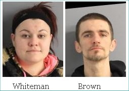 Dover man and woman arrested following domestic dispute