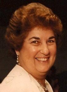 Obituary, Katherine Gallucci