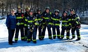 Patterson Fire Dept. traveled to the Watchtower Complex on Route 22 to assist their staff with a photo/video shoot