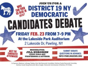 District 19 Democratic Candidates Debate