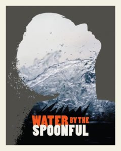 "Caitlyn Halvorsen of Millbrook is a member of the cast & crew of ""Water by the Spoonful"" at SUNY New Paltz"