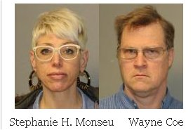 Two arrested for Unlawful Grand Jury Disclosure