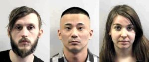 Three Connecticut Residents Arrested for Possession of Ecstasy
