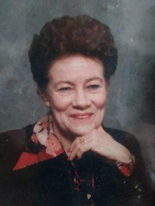 Obituary, Geraldine Hein Jessup