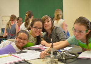 Spaces Still Available for Math and Science Program for Girls
