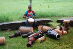 Experience the energy of A Drum Circle!