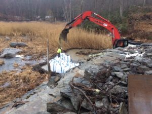 Faso Calls for Action on Whaley Lake Dam Project
