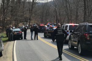 State Police investigate death of a possible homicide suspect in Dover