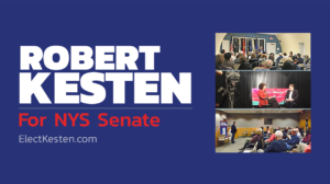 Recent Financial Filing Shows Strong Grassroots Support for Robert Kesten, Includes Contributions from Primary Challenger
