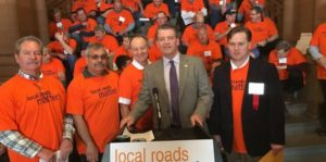 Senator Murphy Announces More Than $13 Million In State Funding To Fix Local Roads