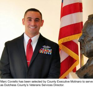 MOLINARO SELECTS VETERANS SERVICES DIRECTOR