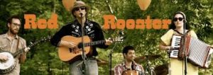 Local celebrities Red Rooster to perform at Akin Free LibraryApril 28, 8:00 pm