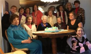 The Pawling Shakespeare Club Celebrates Will's 454th Birthday