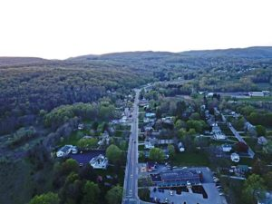 Above Dover Plains by Frank Minniti