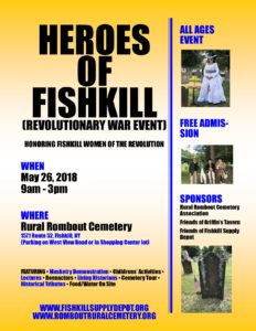 Heroes of Fishkill Day.