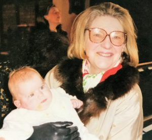 Obituary, Margaret Kiser Wetmore