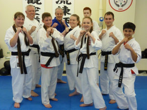 Pawling Karate Celebrates New Black Belts!