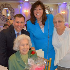CELEBRATION OF AGING HONORS SENIORS OF THE YEAR