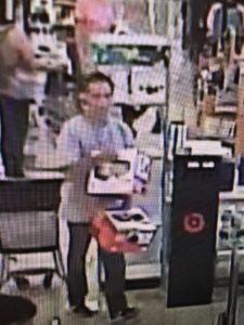 State Police in Brewster attempt to identify grand larceny suspects