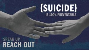 Governor Announces First-in-the-Nation Suicide Prevention Program