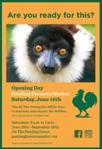 Opening Day, The Pawling Farmers Market