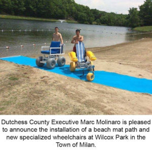 Wilcox Park Offers New Accessibility Features