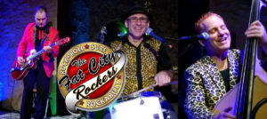"""Fat City Rockers To Play At Pawling's """"Music By The Lake"""" On July 28"""