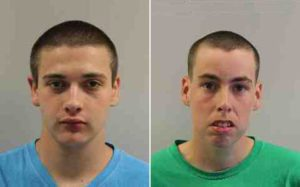 Two Males Arrested for Burglary and Criminal Mischief in Patterson