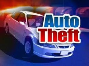 National Vehicle Theft Prevention Month
