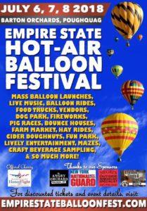 Empire State Hot-Air Balloon Festival