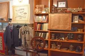 Summer Sundays offer an opportunity to travel back in time in Gaylordsville, CT.