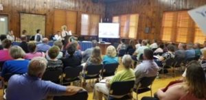 Faso Hosts Opioid Forum at the Beekman Town Hall