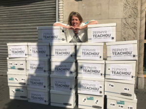Stacks on Stacks on Stacks: Teachout Submits Nearly 60,000 Petition Signatures
