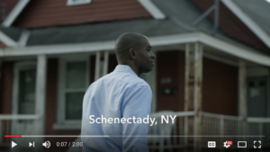 Delgado Campaign Airs Video of Candidate's Schenectady Roots on TV and Digital