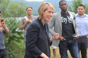 Zephyr Teachout Talks About Her Primary Run For New York AG