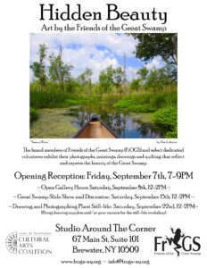 """""""Hidden Beauty"""" – Art by the Friends of the Great Swamp"""