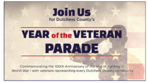Dutchess County to Host 'Year of the Veteran' Parade on Sept. 30th